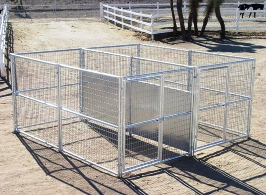 Heavy Duty Dog Kennel Panels For Sale