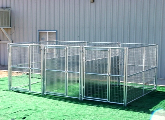 Dog Kennel 5 X10 X6 Fight Guard Dividers