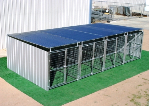 Dog Crate Building Materials