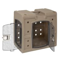 DAKOTA 283 SIDE ENTRY FRAMED DOOR KENNEL