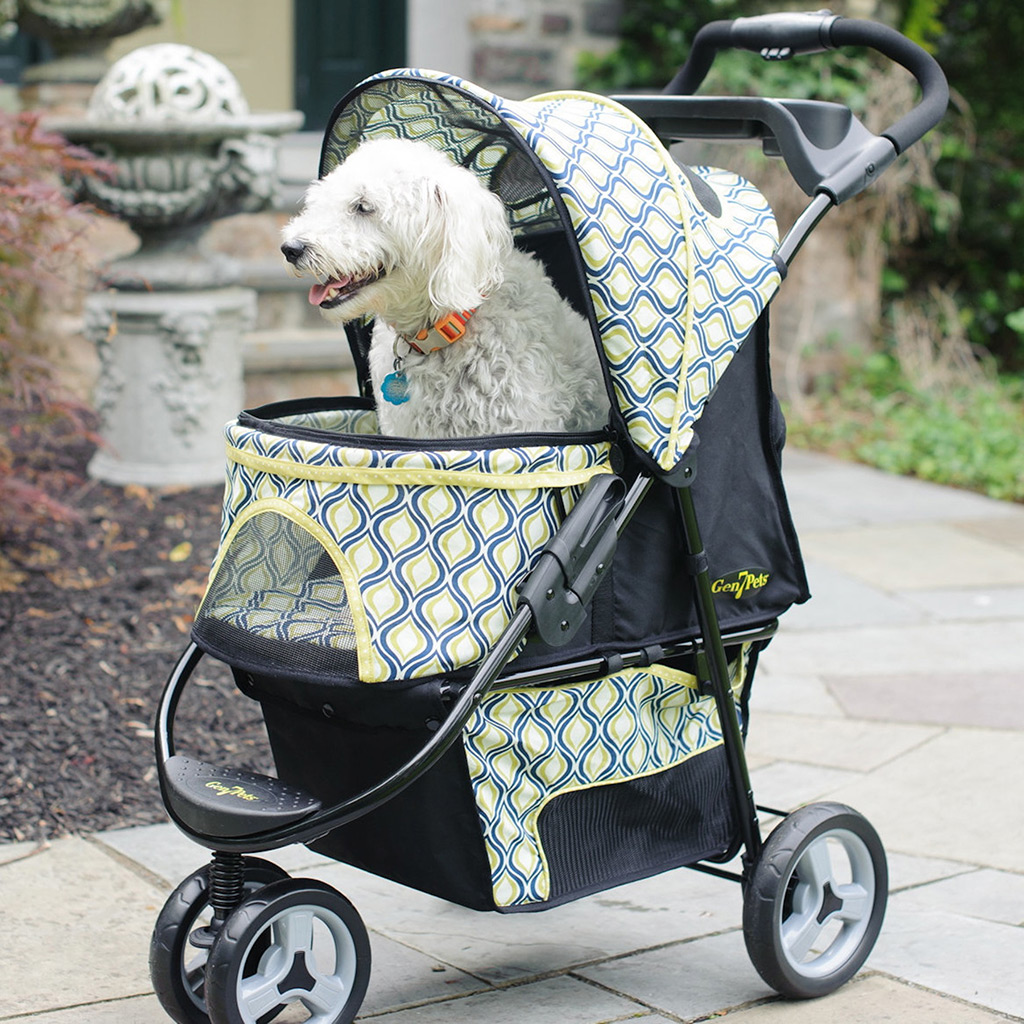 Promenade Pet Stroller For Larger Or Multiple Dogs And Cats