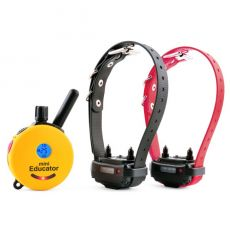 2 Dog Mini Educator E-Collar 1/2 Mile Remote Dog Trainer