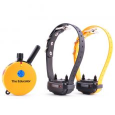 Educator 2 Dog 3/4 Mile Remote Training Collar