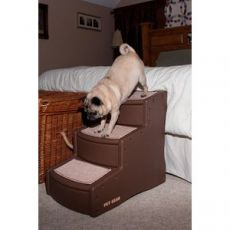 3 Step Sturdy Pet Stairs for your Large and Small Dogs