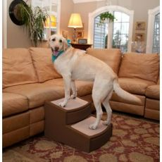 Extra Wide Pet Stairs Easy Step II by PetGear