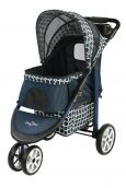 Monaco Pet Stroller Luxury Convience & Lightweight