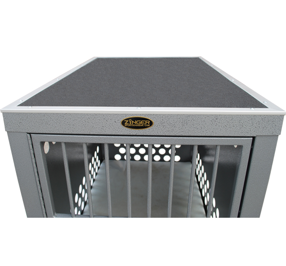 Grooming Top With Non Slip Surface For Zinger Dog Crates