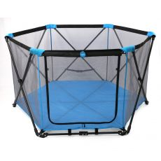 Portable Pet Play Yard Easy One Piece Folding Play Pen