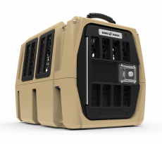 GUNNER KENNELS HEAVY DUTY DOG CRATE - G1 SMALL