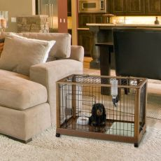 Mobile Pet Pen Medium by Richell High-End Appeal R94128