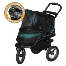 NV Model Pet Stroller with No-Zip High Tech Design