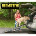 Tri-Fold Pet Ramp Extra Wide  w/Reflective Strips by Pet Gear
