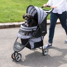Regal Plus Economical Dog Stroller with Smart Features