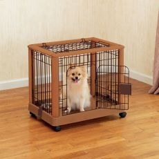 Mobile Pet Pen by Richell Lots of High-End Appeal R94127