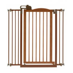 Tall One-Touch Tension Mounted Pet Gate II by Richell R94930