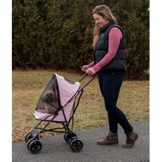 Economical Travel Lite Pet Stroller by Pet Gear
