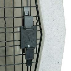 Easy Squeeze for Ruff Tough Kennels Wire Doors