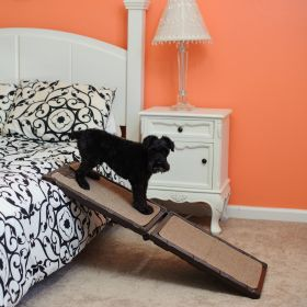 Mini Ramp for Indoor Use Safe-Grip Carpet Pads by Gen7Pets
