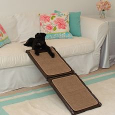 Indoor-Carpet Mini Pet Ramp for Good Dog Health