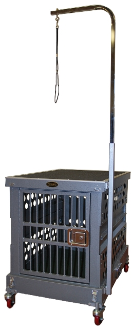 Show Ring Grooming Package For All Zinger Aluminum Crates