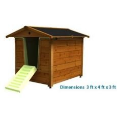 DoggyShouse Dog House and Grooming Kennel
