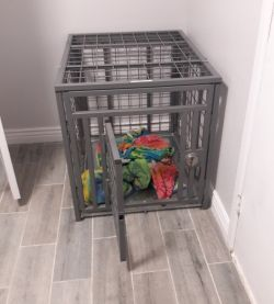 Xtreme Heavy duty dog crate | carrymydog.com | Arizona customer