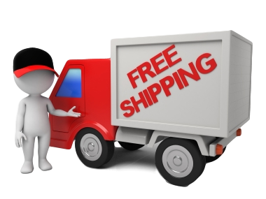 Free Shipping Delivery Truck