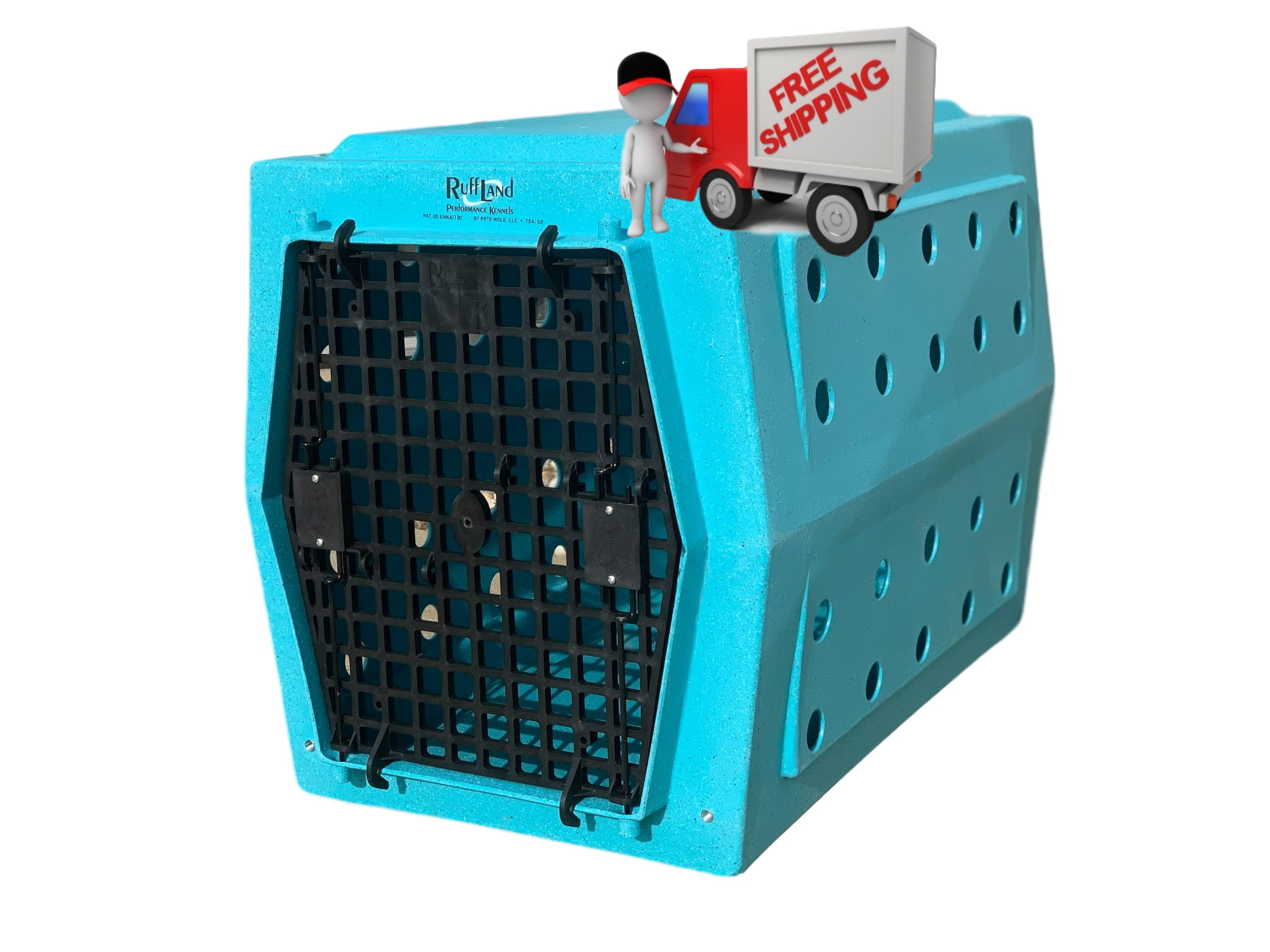 Ruff_Land_Teal_Kennel_from_Carrymydog.com