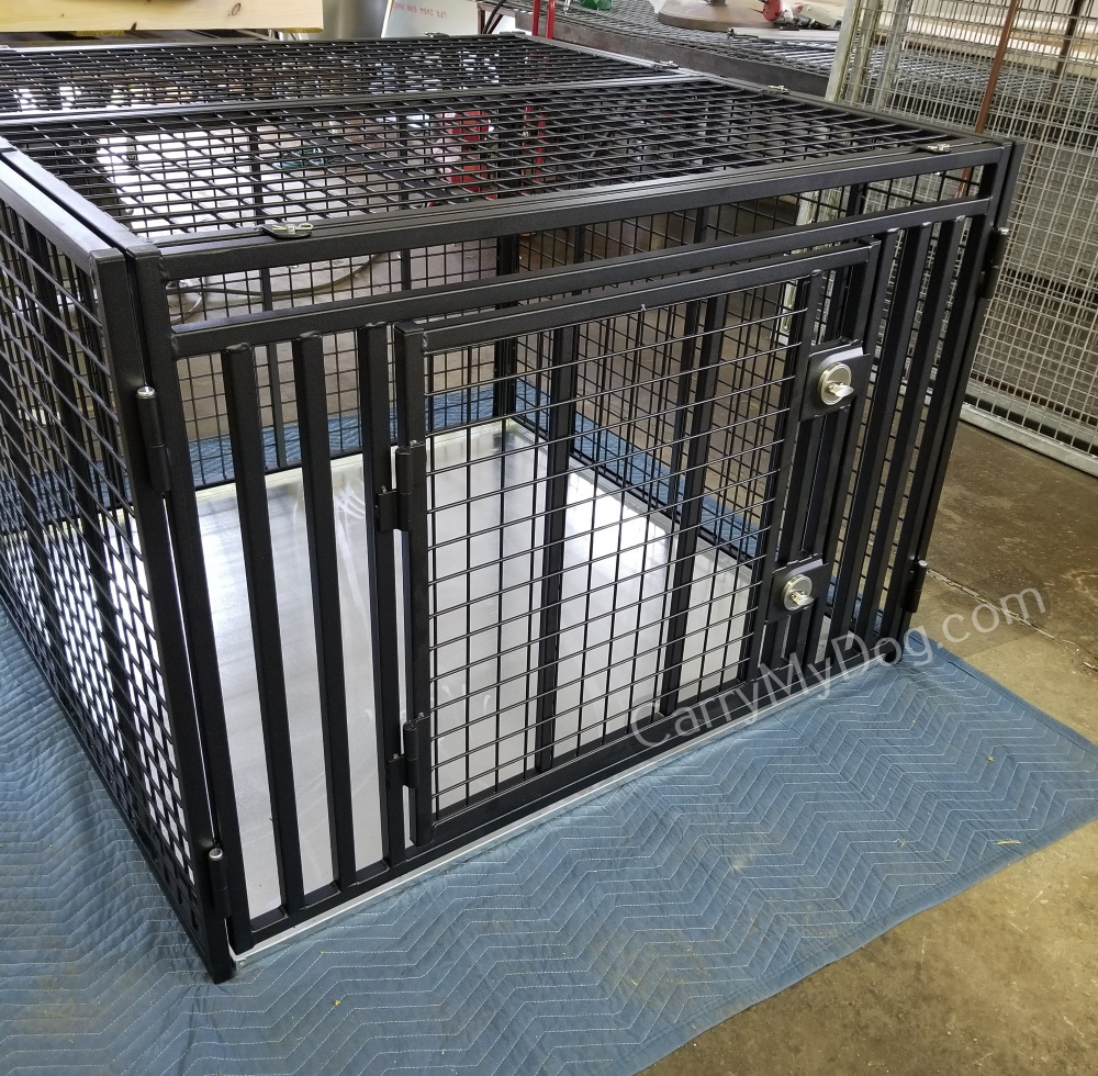 54 inch heavy duty crate from carrymydog.com by Xtreme