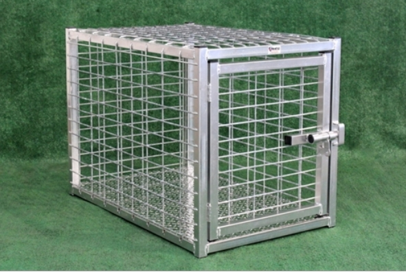 Steel Dog Kennels Heavy Duty