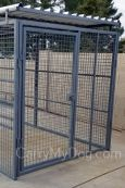 Strongest Multi-Run Steel Dog Kennels by Xtreme Dog Crates