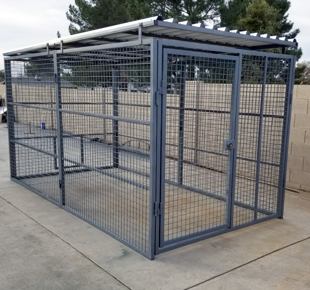 Commercial Quality Outside Dog Kennels Runs By Xtreme