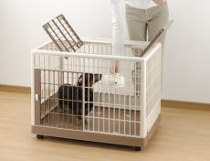 "Pet Training Kennel Pen by Richell (SELECT TRAINING PEN SIZE: SMALL 25.4""L X 19.7""W X 22""H)"