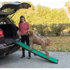 Pet Ramps with SupertraX Super Grip Surface Pad (SELECT RAMP TYPE: Bi-Fold)