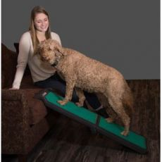 Pet Ramps with SupertraX Super Grip Surface Pad (SELECT RAMP TYPE: Bi-Fold Travel Lite)