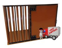 "STRONGEST HEAVY DUTY DOG CRATE FOR HOME OR SUV (SIZE SELECTION (Internal Dimensions): X-SMALL SIDE ENTRY 24 X 15 X 14""H)"