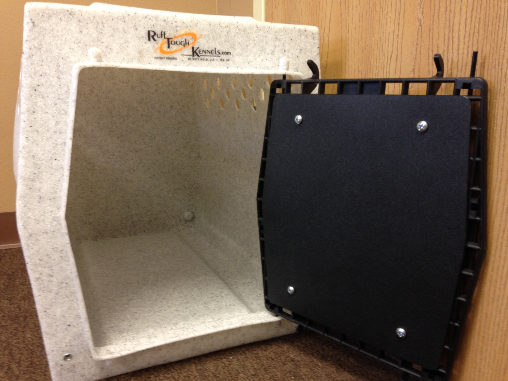 Door Covers For Ruff Tough Dog Kennels