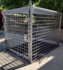 ECONOCRATE LOW PRICED HEAVY DUTY DOG CRATES (ECONOCRATE SIZE: 42L X 30W X 32H)