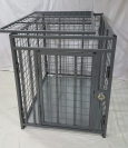 Giant Escape Proof Indestructible Heavy Duty Steel Dog Crate