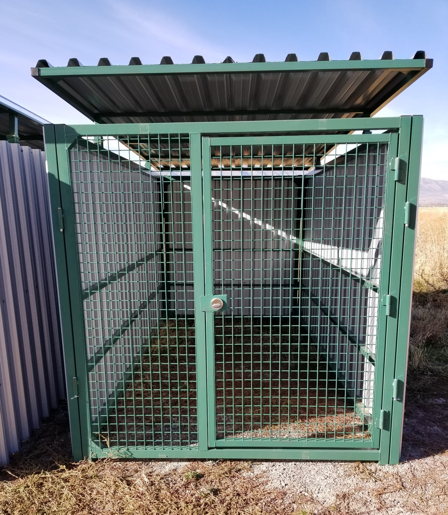 Xtreme Dog Kennels Amp Dog Runs Commercial Quality Enclosed