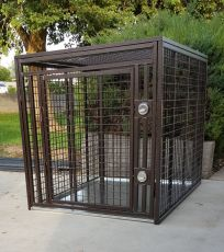 Strongest Heavy Duty Dog Crates And Cages For Larger Dogs